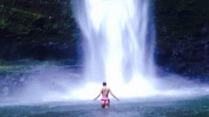 Bali Experience Trip Waterfall