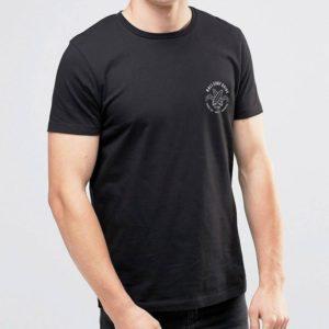 Bali Surf Guide T-Shirt black front