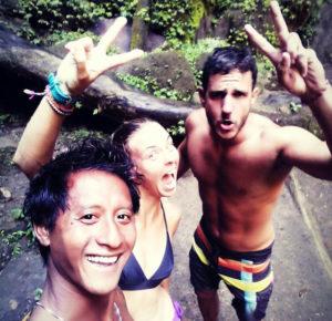 nungnung waterfall trip