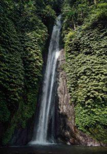 Bali Tour Guide Waterfall