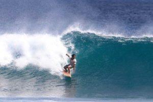 Book a surf coach bali