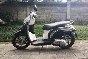 motorbike rental canggu