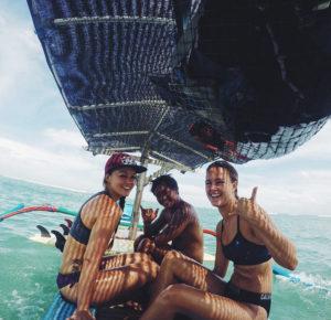 airport reef surf trip