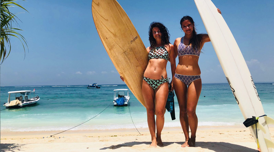 Bali Surf Guide Surf Lessons